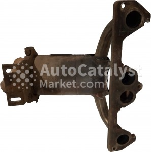 Catalyst converter 21104-1203008 — Photo № 1 | AutoCatalyst Market
