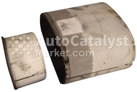 Catalyst converter 7E0131703F (CERAMIC+DPF) — Photo № 2   AutoCatalyst Market