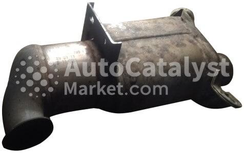 Catalyst converter 7E0131703F (CERAMIC+DPF) — Photo № 1   AutoCatalyst Market