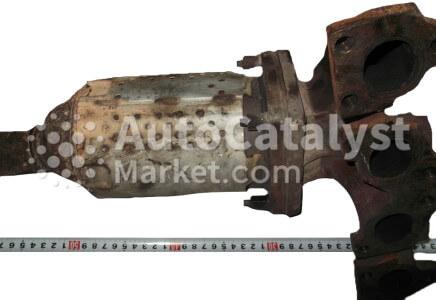 Catalyst converter TR PSA K267 — Photo № 1 | AutoCatalyst Market