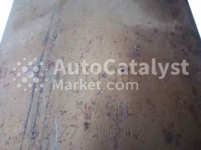 Catalyst converter 1715303 — Photo № 2 | AutoCatalyst Market