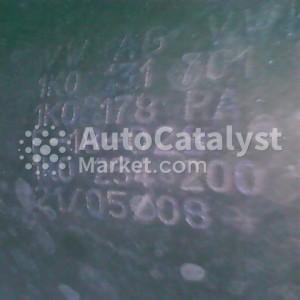 Catalyst converter 1K0131701CG — Photo № 1 | AutoCatalyst Market