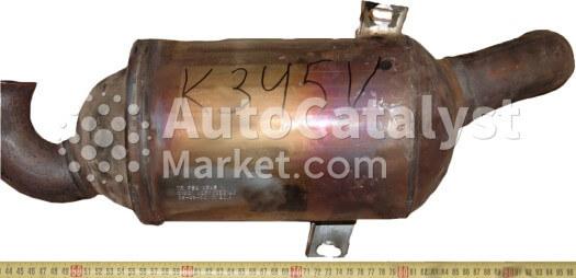 Catalyst converter TR PSA K345V — Photo № 2 | AutoCatalyst Market