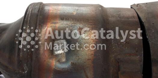 Catalyst converter 8X — Photo № 5 | AutoCatalyst Market