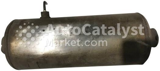Catalyst converter GM 213 (CERAMIC + DPF) — Photo № 1 | AutoCatalyst Market