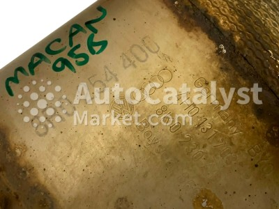 Catalyst converter 4H0131703P — Photo № 2 | AutoCatalyst Market