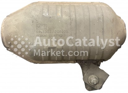 Catalyst converter КФ.3302.1206005 — Photo № 3 | AutoCatalyst Market