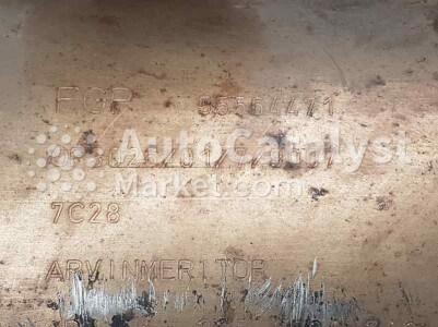 Catalyst converter GM 202 (CERAMIC) — Photo № 2 | AutoCatalyst Market