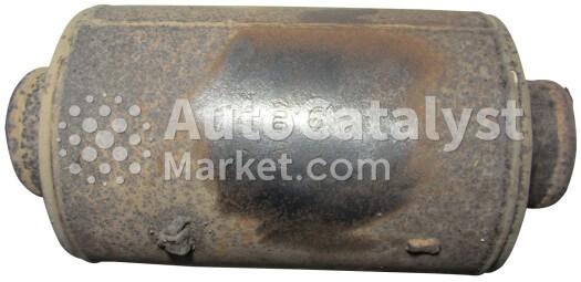 Catalyst converter KAT 002 — Photo № 1 | AutoCatalyst Market