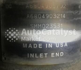 Catalyst converter A6804903214 — Photo № 4   AutoCatalyst Market
