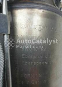Catalyst converter 8W0131765F — Photo № 4 | AutoCatalyst Market