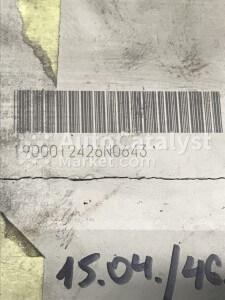 1900012426N0643 (DPF monolith) — Foto № 1 | AutoCatalyst Market