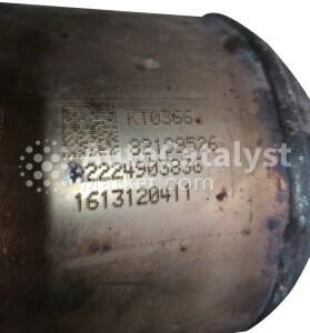 Catalyst converter KT 0366 — Photo № 7   AutoCatalyst Market
