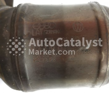 8E0131701ED — Photo № 1 | AutoCatalyst Market
