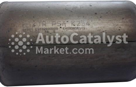Catalyst converter TR PSA K254 — Photo № 4 | AutoCatalyst Market