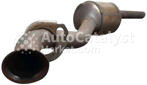 Catalyst converter C 542 — Photo № 2 | AutoCatalyst Market