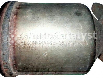 Catalyst converter 898247684 — Photo № 1   AutoCatalyst Market