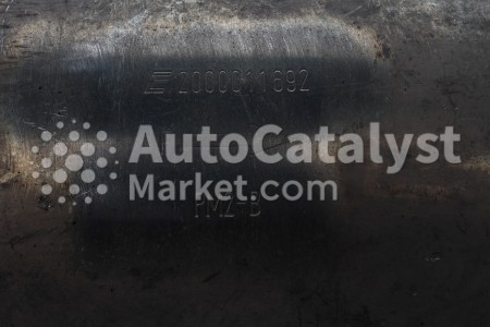 Catalyst converter KBA17153 — Photo № 5 | AutoCatalyst Market