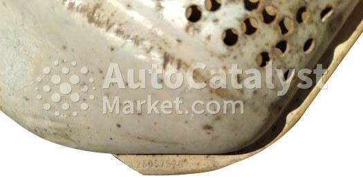 Catalyst converter 25057523 — Photo № 3 | AutoCatalyst Market