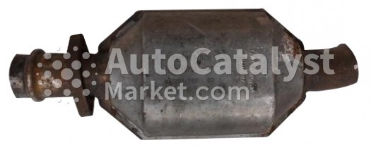 Catalyst converter KBA 16784 47 — Photo № 1 | AutoCatalyst Market