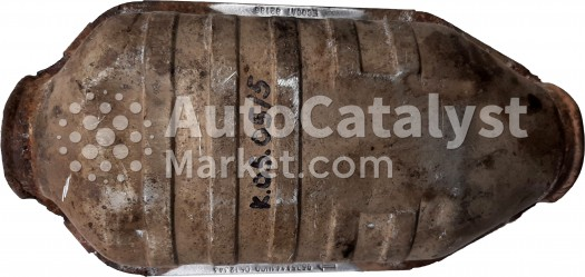 Catalyst converter ECOCAT 82186 — Photo № 1   AutoCatalyst Market