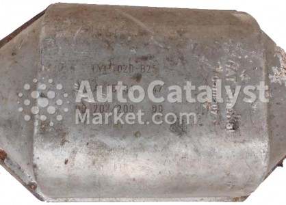 Catalyst converter KBA 16784 47 — Photo № 2 | AutoCatalyst Market