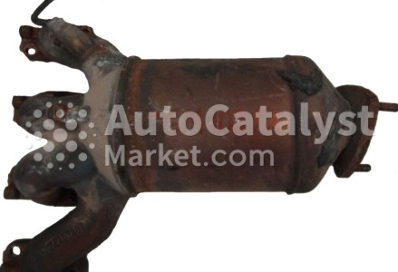 Catalyst converter GM 102  EB — Photo № 1 | AutoCatalyst Market