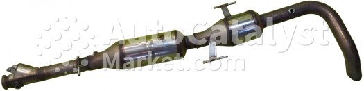Catalyst converter C 634 — Photo № 1 | AutoCatalyst Market