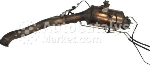Катализатор KT 1265 / PF 0039  (CERAMIC+DPF) — Фото № 1   AutoCatalyst Market