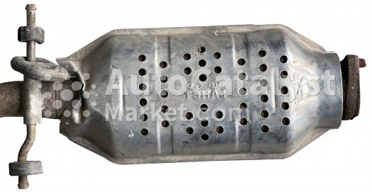 Catalyst converter TSHA1 — Photo № 1 | AutoCatalyst Market