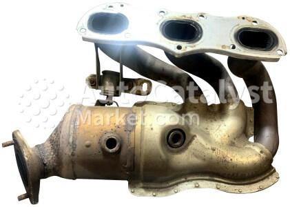 Catalyst converter 98111321203 — Photo № 2 | AutoCatalyst Market