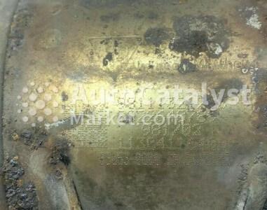 Catalyst converter 98111321203 — Photo № 1 | AutoCatalyst Market