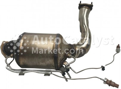 Catalyst converter 8W0131765F — Photo № 3 | AutoCatalyst Market