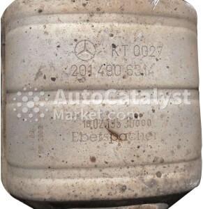 Катализатор KT 0027 — Фото № 2 | AutoCatalyst Market