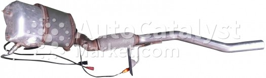 Катализатор 1K0131723AC — Фото № 1   AutoCatalyst Market