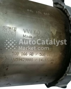 Catalyst converter 04L131765BR — Photo № 5 | AutoCatalyst Market