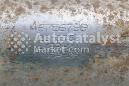 Catalyst converter 2G-595J — Photo № 2 | AutoCatalyst Market