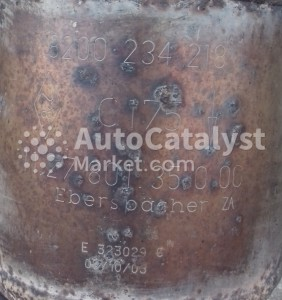 Catalyst converter C 175 — Photo № 1   AutoCatalyst Market