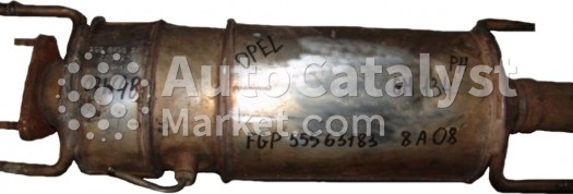 Катализатор GM 134 (CERAMIC) — Фото № 5 | AutoCatalyst Market