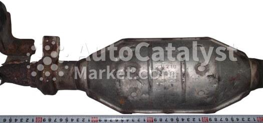 Catalyst converter KA 291 — Photo № 1 | AutoCatalyst Market