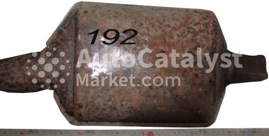 Catalyst converter C 192 — Photo № 1   AutoCatalyst Market