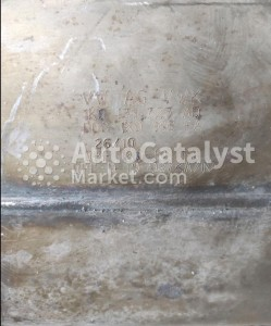 Катализатор 1K0131723AD — Фото № 1 | AutoCatalyst Market